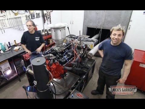 MOPAR Love - Power Wagon 340 On The Dyno!