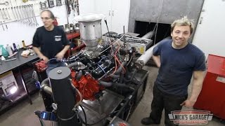 MOPAR Love - Power Wagon 340 On The Dyno!
