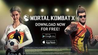 Mortal Kombat X Mobile   The Kombat Cup Roster!