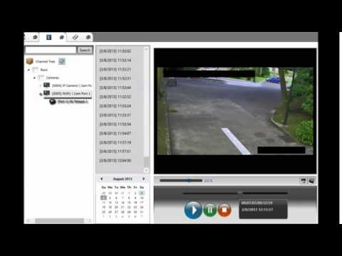 CCTV Video Automated Editor
