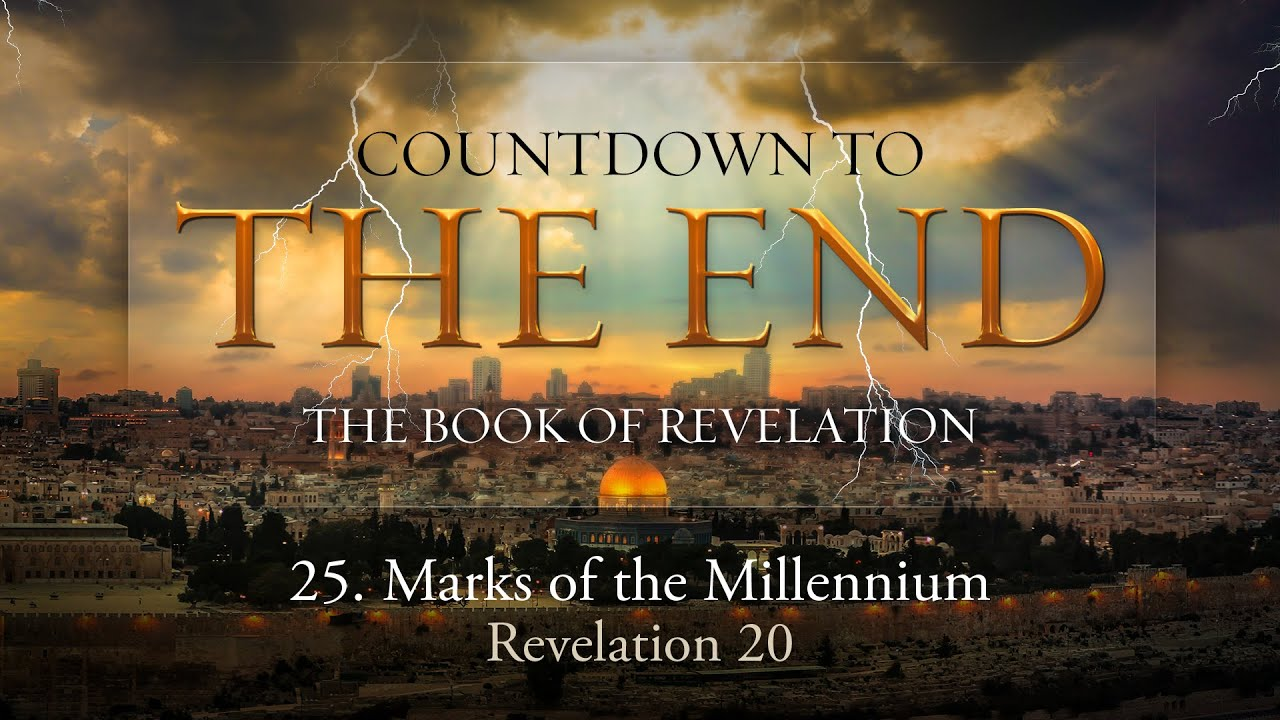Download Marks of the Millennium (#25) - Wednesday, March 3, 2021