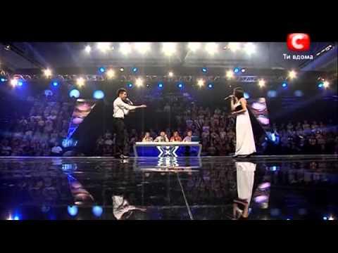 X Factor Ukraine Anastasia & Artem Х фактор Украина