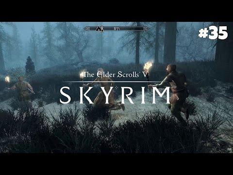 The Elder Scrolls V: Skyrim Special Edition - Прохождение #35: Молаг Бал