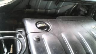 sifflement turbo 2l hdi