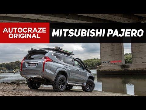 💣DEMOLITION MAN 💣// Mitsibishi Pajero Wheels & Tyres - Fuel Ripper Rims // AutoCraze 2017