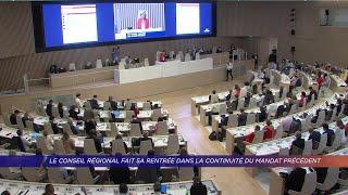 Yvelines | Le conseil régional fait sa rentrée dans la continuité du mandat précédent