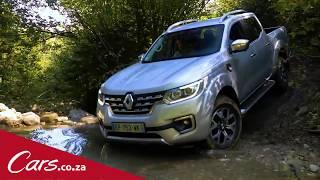 Renault Alaskan Test Drive