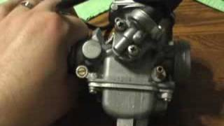 GY6 Carburetor Removal, Inspection & Adjustment(START TO FINISH)