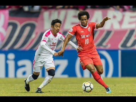 Jeju United 0-1 Cerezo Osaka (AFC Champions League 2018: Group Stage)