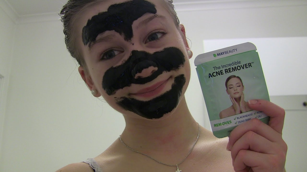 maybeauty face mask recension