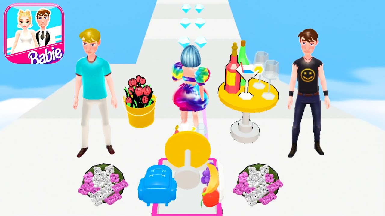 DOLL DESIGNER! game MAX LEVEL 👸🌈👗 Gameplay All Levels Walkthrough iOS, Android New Game FunScore Pro