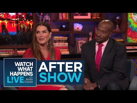 After : Did Brooke Shields Get Bumped By The Kardashians?  WWHL