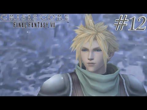 Let's Play Crisis Core: Final Fantasy VII [German] #12 - Cloud Strife sagt Hallo