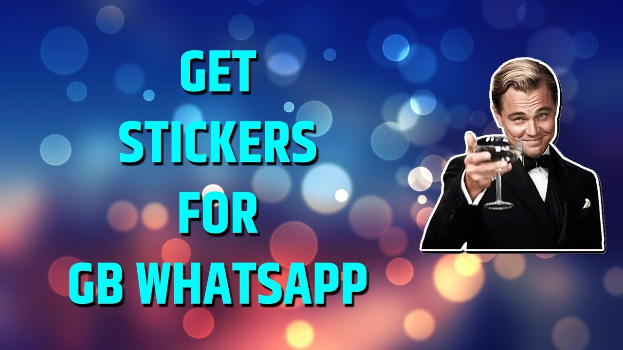 stickers for gb whatsapp