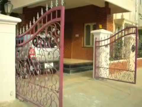 Underground Swing Gate by Indian Entrance Automation