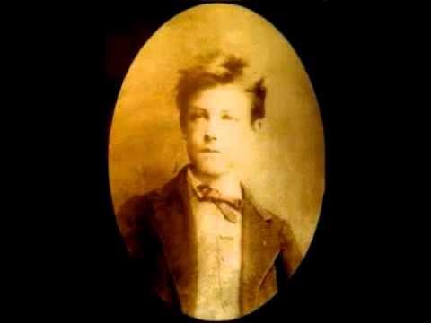 On n'est pas sérieux quand on a dixsept ans  léo ferré texte de Rimbaud