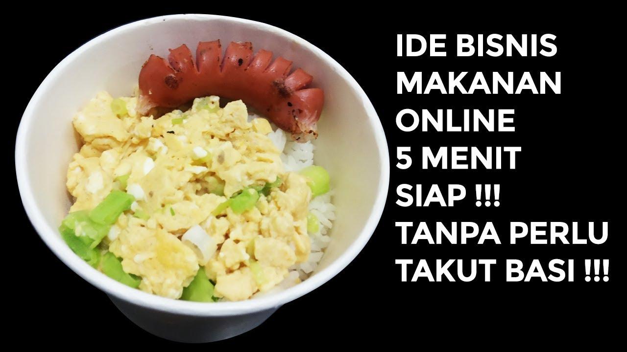 Ide Bisnis Makanan Kekinian Cocok Untuk Jualan Online Go Food