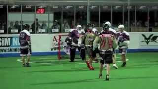 2014 AHM Box Lacrosse Tournament - Day 1 Highlights