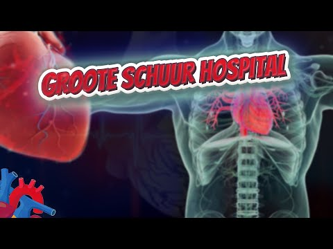 Groote Schuur Hospital - Human Heart ❤️ and Cardiology ❤️🔊✅