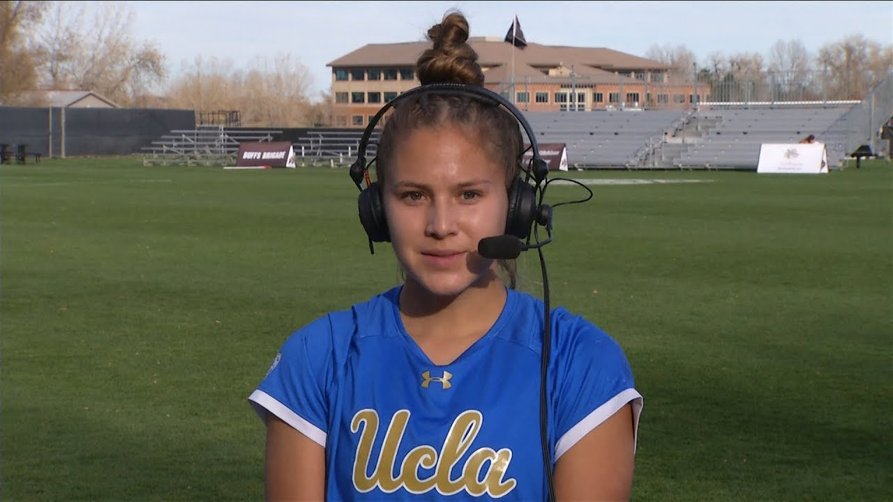 f496af573bd Recap: No. 8 UCLA women's soccer outlasts Colorado for their eighth ...