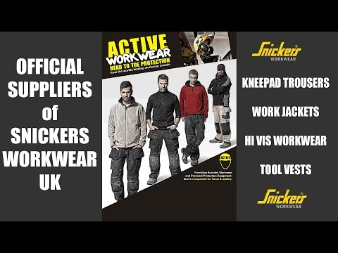 8ff0f33abec Snickers Workwear