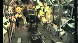 STS-9 Post Flight Presentation