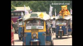 Tuk-Tuk of Thailand by Asiatravel.com