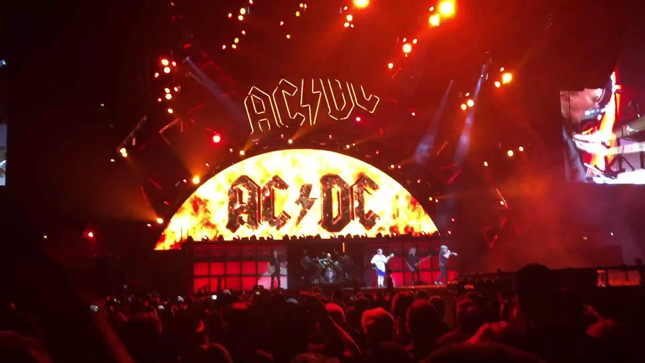 acdc concert report Nobody associated with ac/dc has confirmed there will be another album from the band, whose membership has gone through significant shake-ups during the past three years.