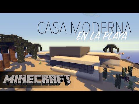 Maqueta pilotes doovi for Como hacer una casa moderna y grande en minecraft 1 5 2