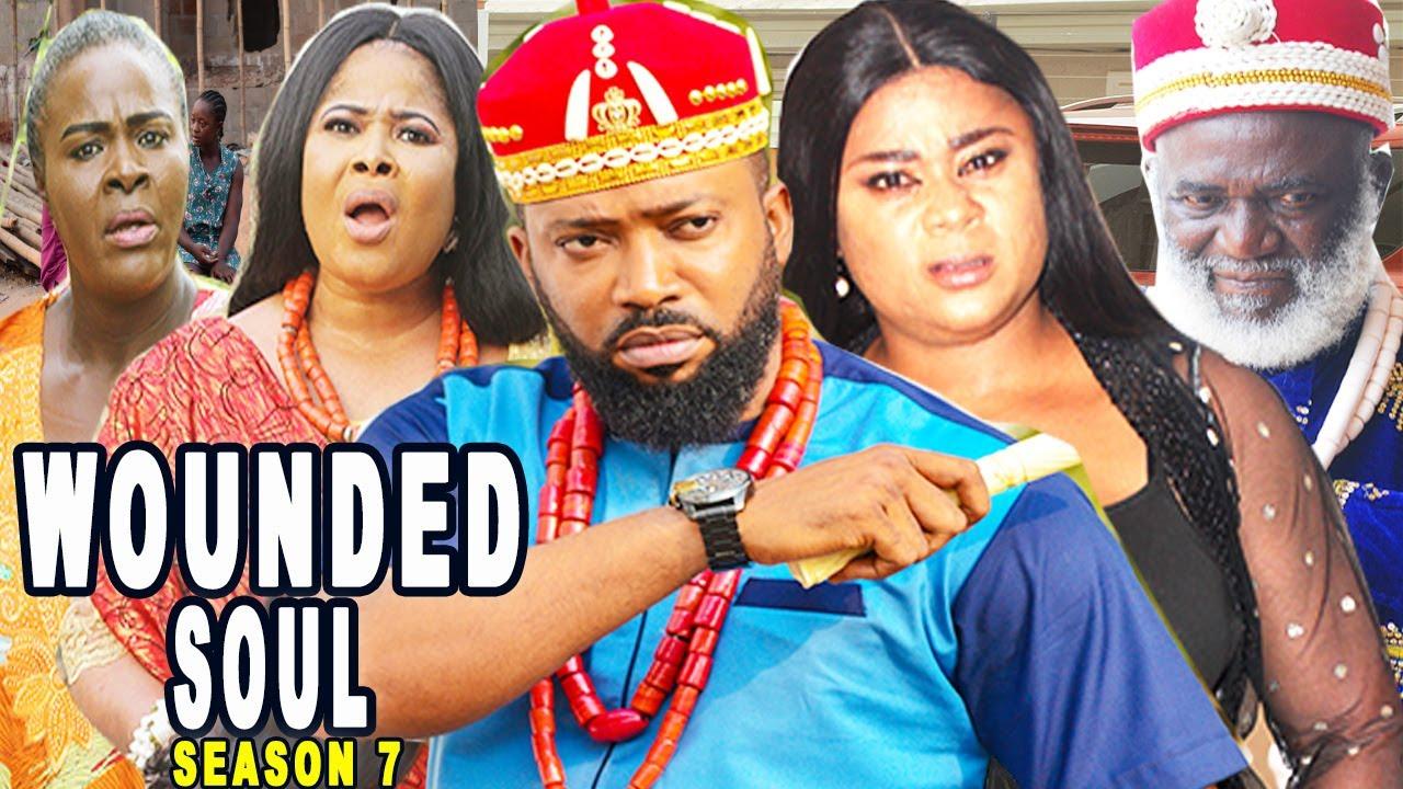 Download WOUNDED SOUL SEASON 7 (Trending New Movie )Fredrick Leonard 2021 Latest Nigerian Nollywood Movie