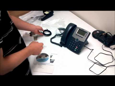 Ac Adapter Power Cord Wiring Voip Phone Setup Walkthrough Youtube