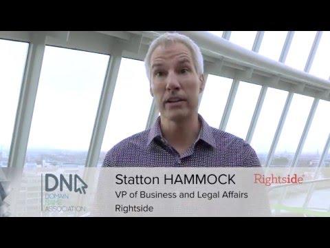Domain Name Industry Leaders: Statton Hammock (2015)
