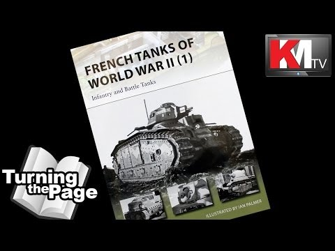 French Tanks of WWII (1) by Steven J. Zaloga