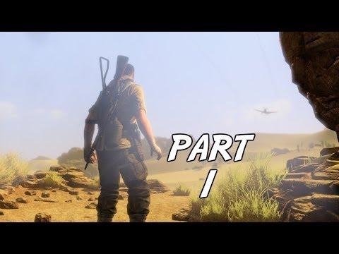 Sniper Elite 3 Gameplay Walkthrough Part 1 - To Afrika (PC)