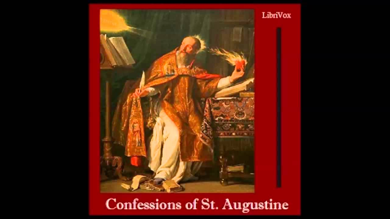 saint augustine confessions The problem of evil in augustine's confessions edward matusek  1 richard severson, the confessions of saint augustine: an annotated bibliography, 1888-1995.