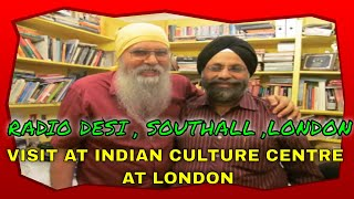 a visit to punjabi centre london n world punjabi cinema