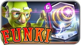 FUNKI LEGENDARY IM SHOP | Clash Royale Let's Play | Deutsch German