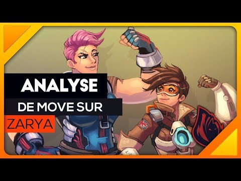 Analyse de Move ➢ Contre Engage avec Zarya