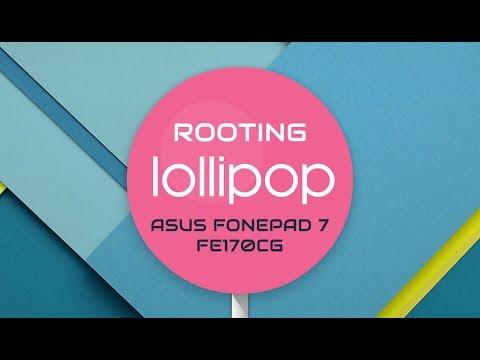 Cara Root Asus Fonepad 7