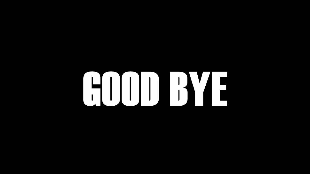 good bye illslick youtube. Black Bedroom Furniture Sets. Home Design Ideas