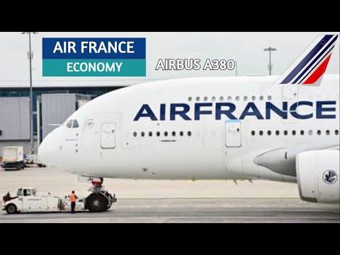 Air France Airbus A380-800, Shanghai to Paris [FULL FLIGHT REPORT]