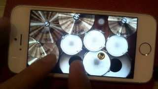 Hướng dẫn chơi trống trên iphone - Tuan Son Studio