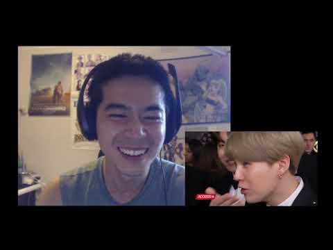 BTS Share Their Dream Collaboration Grammys 2019 Reaction