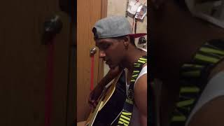 Blue Tacoma Russell Dickerson cover Video