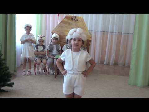 Сказки Сутеева - Мешок яблок | Мультики для малышей