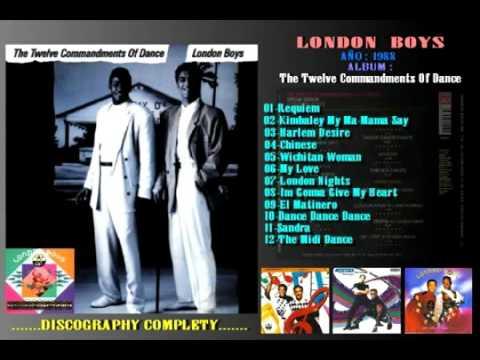 LONDON BOYS - MY LOVE