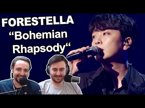 """Singers First Time Reaction/Review To """"Forestella - Bohemian Rhapsody"""""""