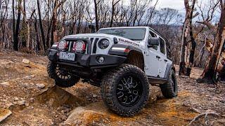 ARB Jeep Wrangler JL | ARB 4x4 Accessories