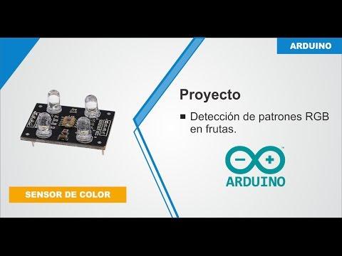 Arduino - Sensor De Color TCS230