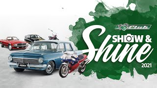 2021 Shannons Club Online Show and Shine Competition